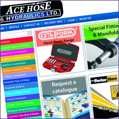 Ace Hose Hydraulics Repair Herts Beds Cambs Hunts